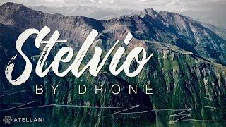 Passo dello Stelvio by Drone | Stelvio Pass by Drone | Italy travel