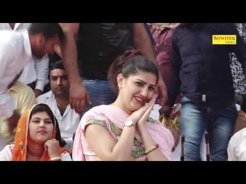 Sapna Choudhary Dance on Bol Tere Mithe Mithe