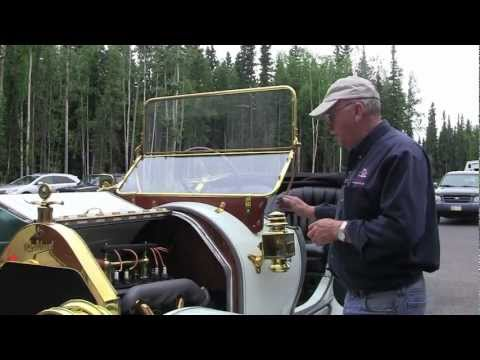 1911 Oakland Roadster - Fountainhead Museum - Fairbanks Alaska
