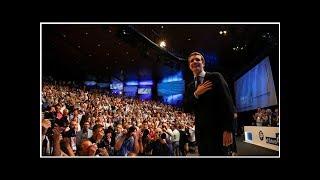 ✯CDS-PP felicita eleição de Pablo Casado como líder do PP espanhol