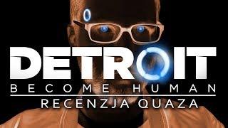 Detroit: Become Human - recenzja quaza