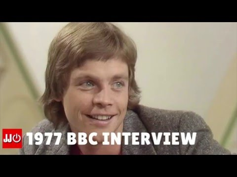 Mark Hamill Original Star Wars BBC Interview 1977