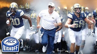 ACC Kickoff 2019:  Pitt Going In Right Direction