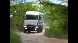 Test Drive Iveco Massif e Daily 4x4 Cava de' Tirreni (Sa)