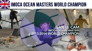 Jean Le Cam - Imoca Ocean Masters World Champion 2013 - 2014