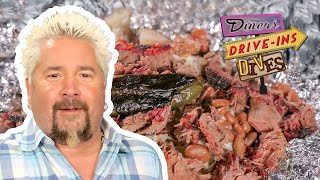 El Paso Stuffed Potato from #DDD with Guy Fieri | Food Network