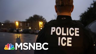 Trump Administration Deploying Tactical Border Patrol Officers To Sanctuary Cities | MSNBC