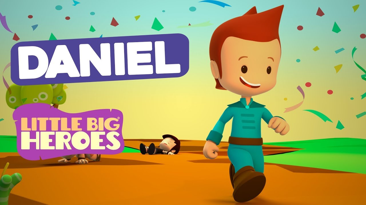 Daniel - Bible Stories for Kids - Little Big Heroes