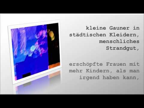 Die Enden der Parabel YouTube Hörbuch Trailer auf Deutsch