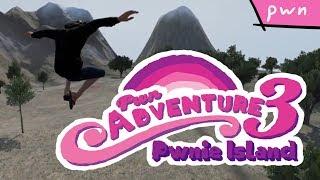Let's Play/Hack - Pwn Adventure 3: Pwnie Island