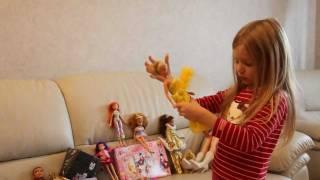 Мои куклы Winx(Меня зовут Ульяна. Я очень люблю сериал Винкс и всех девочек. А еще у меня есть несколько кукол Winx Club. О них..., 2011-10-04T11:03:25.000Z)
