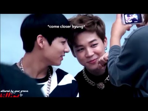 BTS 방탄소년단 Jikook Moments Part 6