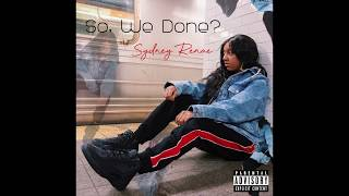 """Sydney renae releases """"pieces"""" from the ep so, we done?download and purchase song here: itunes : https://apple.co/2tfomg3apple music https://apple.co/2..."""