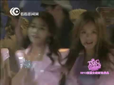 【独家】TGC时尚盛典:Rainbow 레인보우《A-》