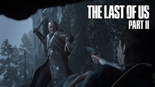 THE LAST OF US 2 Official Trailer PS4