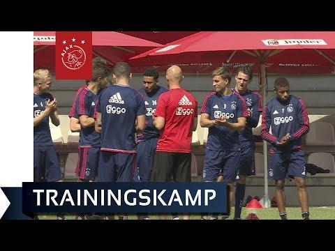 Joël Veltman aanvoerder van Ajax 1