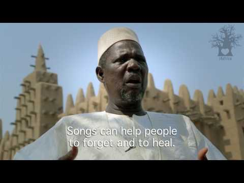 Djenne Mosque Prayer | Whether They're Muslim or Not, We Want People to Come Here.