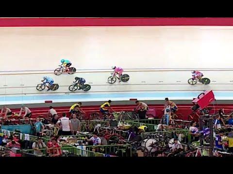 Asian Track Championship, Tim Putri Indonesia Gagal Raih Medali Mp3