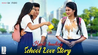 Oh Sanam | Heart Touching School Love Story | Tony Kakkar & Shreya Ghosal | Hindi Song 2021 | GMST
