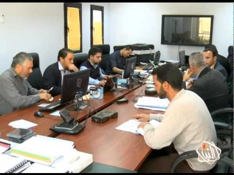اجتماعات مركز المعلومات والثوتيق بوزارة المالية بشأن تفعيل الرقم الوطني
