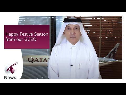 Happy Festive Season 2020 | Qatar Airways