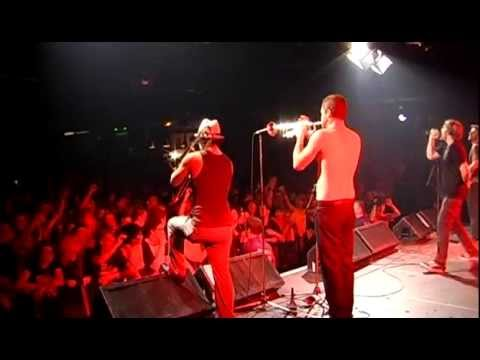 Mad Caddies - Live and Backstage(Munich 2007.05.15)