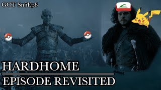 Game of Thrones | Hardhome | Episode Revisited (Sn5Ep8)