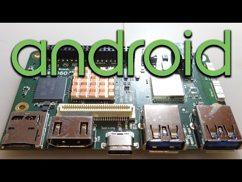 96Boards LeMaker HiKey 960 Building Android AOSP From Source