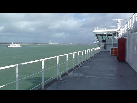 Fishbourne To Portsmouth - Victoria Of Wight - Wightlink