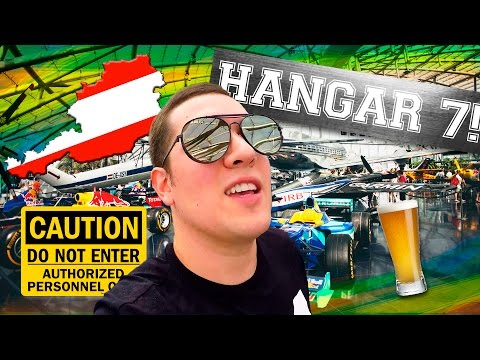 Austria pt. 1 (Hangar SECRETO)  | JUCA
