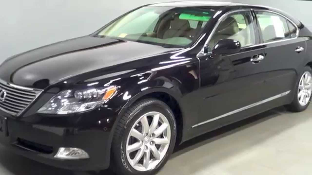 2009 Lexus LS 600h Executive Class Seating Package in ...
