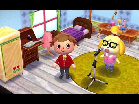 Animal Crossing Isabelle Singing HD