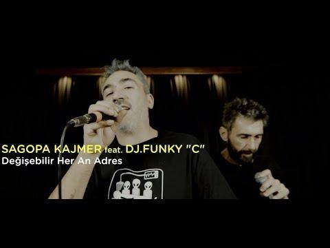 "Sagopa Kajmer feat. DJ.Funky ""C"" - Değişebilir Her An Adres // Groovypedia Studio Sessions"