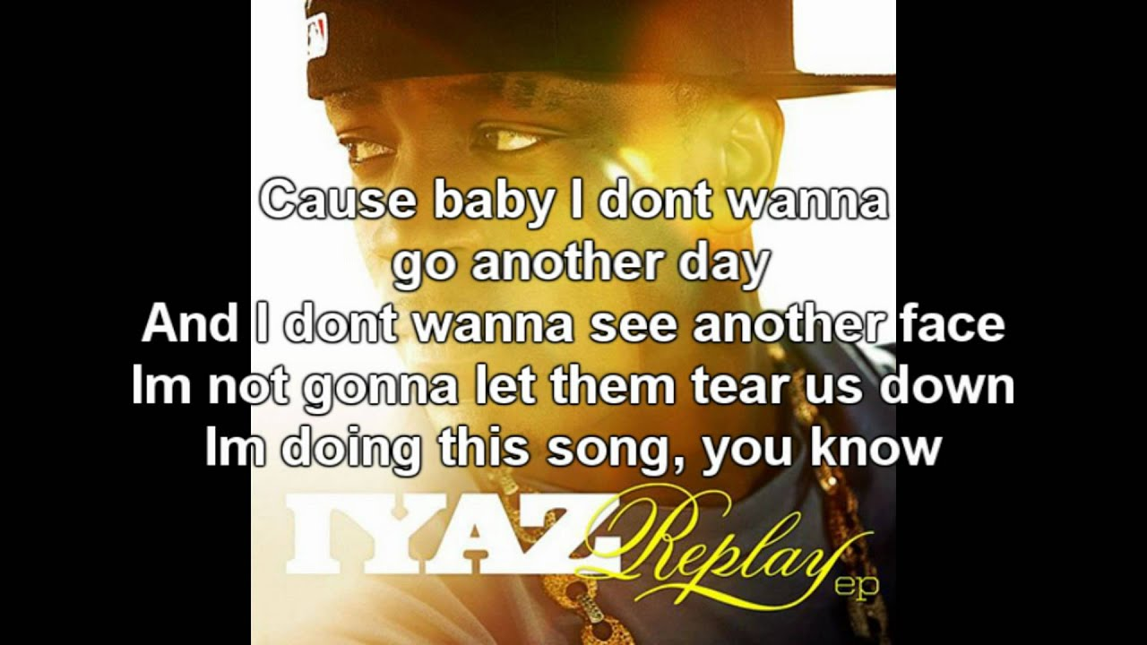 Fight For You - Iyaz (Lyrics) [HD] - YouTube