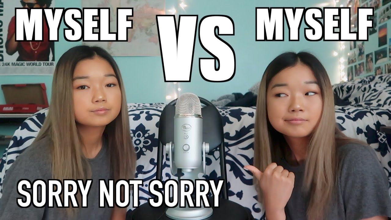 Demi Lovato - Sorry Not Sorry (SING OFF vs. MYSELF) #1