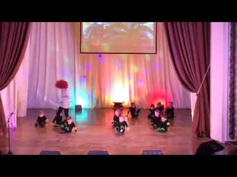 Немкова Марина танец Бонифаций