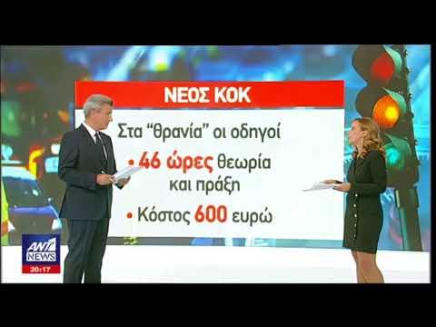 newsbomb.gr: Πότε θα αφαιρείται το δίπλωμα οδήγησης