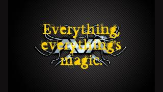 Angels & Airwaves - Everything's Magic (Music Video w/ Lyrics)