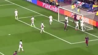 Fc Barcelona Vs Bayern Leverkusen 2-1 ~ Full Highlights & Goals 29.9.2015