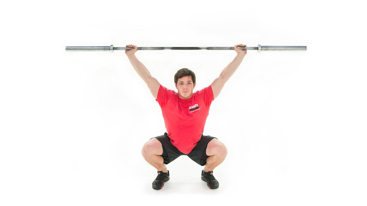 Bildresultat för overhead squat