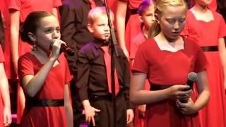 "Baixar ""Burn"" - Ellie Goulding Kenya Clark and The One Voice Children's Choir"