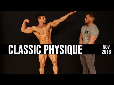 Posing for CLASSIC PHYSIQUE | Tips and Tricks