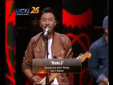 "Bluesmates  ""Madu 3"" (Ahmad Dhani) Tonight 19 December 2014 HQ"