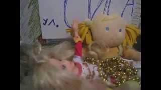 Вольт против Ивасыка и Алины / серия 3 / мультфильм с игрушками про супер-собаку