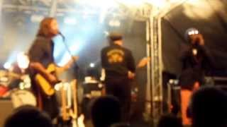 "Moneybrother ""Nervous Reaction"" LIVE at Mosebacke 2013"