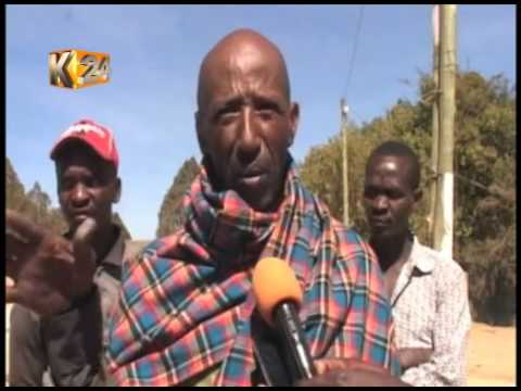 Two bombs found in a grazing field in Samburu Port Area