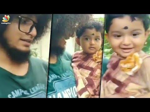 മുടിയാ എന്നു വിളിച്ചു പാറുക്കുട്ടി | Parukkutty cute talk with Mudiyan | Uppum Mulakum | Latest News