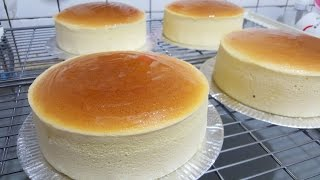 從我的視界看烘焙:輕乳酪蛋糕