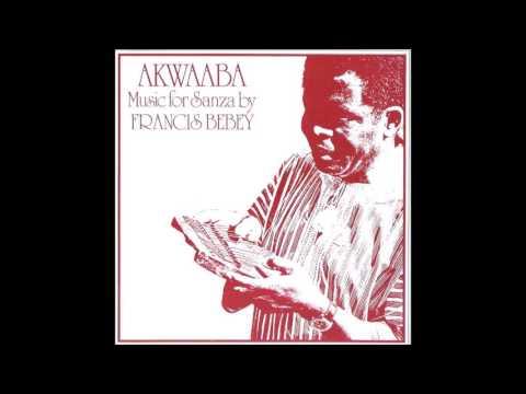 Francis Bebey - Akwaaba: Music For Sanza (1985)