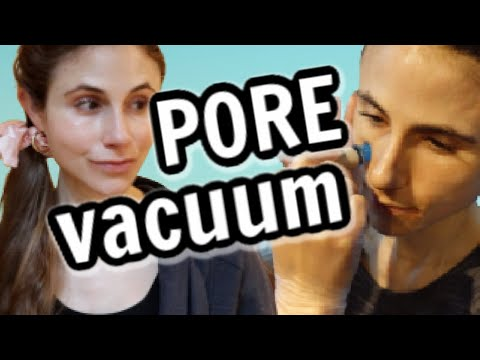 Do Pore Vacuums Work?| Dr Dray